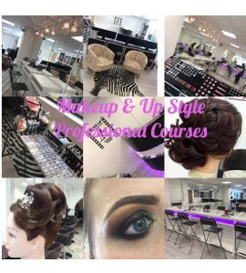 Makeup & Up Style Course 3 weeks